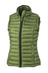 Ladies Quilted Down Vest