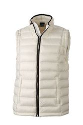 Mens Quilted Down Vest